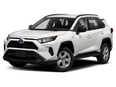 New Vehicle 2020 Toyota RAV4 Hybrid LE SUV For Sale in Coon Rapids, MN