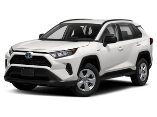 New 2020 Toyota RAV4 Hybrid LE SUV T32646 for sale in Dublin, CA