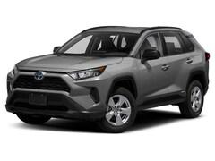 2020 Toyota RAV4 Hybrid LE 4cyl HV CVT SUV