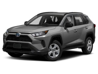 New 2020 Toyota RAV4 Hybrid LE SUV T32451 for sale in Dublin, CA