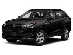 New 2020 Toyota RAV4 Hybrid JTMLWRFV2LD048485 20TT067 for sale in Kokomo, IN