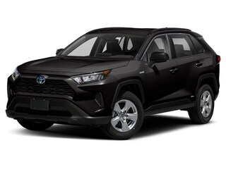 New 2020 Toyota RAV4 Hybrid LE SUV for sale near you in Auburn, MA