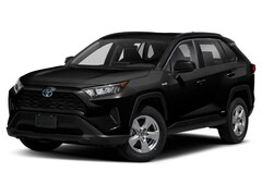 New 2020 Toyota RAV4 Hybrid 2T3MWRFV5LW071766 20TT089 for sale in Kokomo, IN