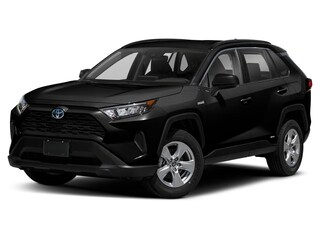 New 2020 Toyota RAV4 Hybrid LE SUV in Newton NJ