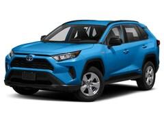 New 2020 Toyota RAV4 Hybrid LE SUV