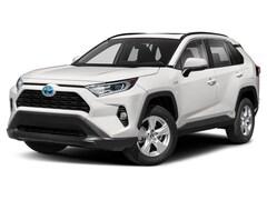 New 2020 Toyota RAV4 Hybrid XLE SUV T6239 Plover, WI