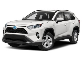 New 2020 Toyota RAV4 Hybrid XLE SUV for sale near you in Boston, MA