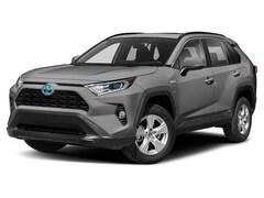 New 2020 Toyota RAV4 Hybrid XLE SUV T6241 Plover, WI