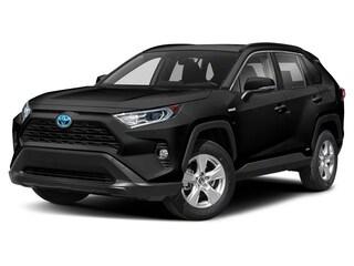 New 2020 Toyota RAV4 Hybrid XLE SUV in Ontario, CA