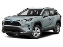 New 2020 Toyota RAV4 Hybrid XLE SUV T6255 Plover, WI