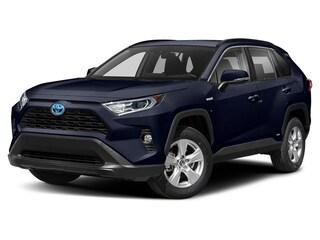 New 2020 Toyota RAV4 Hybrid XLE SUV