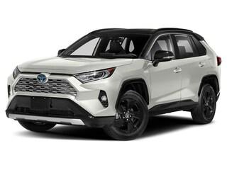 New 2020 Toyota RAV4 Hybrid XSE SUV Sandusky