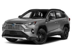 New 2020 Toyota RAV4 Hybrid XSE SUV for sale near Hartford