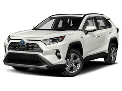 New 2020 Toyota RAV4 Hybrid Limited SUV in Lake Charles, LA