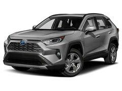 New 2020 Toyota RAV4 Hybrid 2T3DWRFV4LW070155 20TT075 for sale in Kokomo, IN