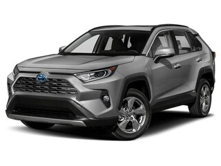 New 2020 Toyota RAV4 Hybrid Limited SUV for sale near you in Boston, MA