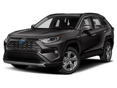 New 2020 Toyota RAV4 Hybrid Limited SUV in San Antonio, TX