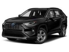 New 2020 Toyota RAV4 Hybrid Limited SUV 2T3DWRFV9LW065792 For Sale in Helena, MT