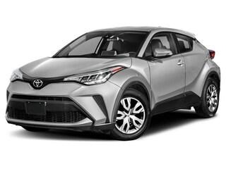 all-all 2020 Toyota C-HR XLE SUV