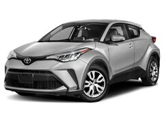New 2020 Toyota C-HR Limited SUV 38322 NMTKHMBX8LR108174 for sale in Rutland, VT