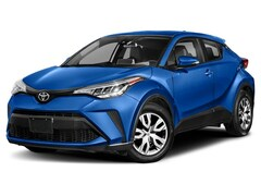 New 2020 Toyota C-HR Limited SUV
