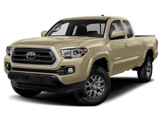 New 2020 Toyota Tacoma SR5 V6 Truck Access Cab Serving Los Angeles