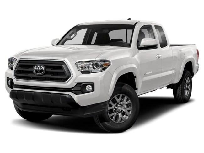 New 2020 Toyota Tacoma SR5 V6 Truck Access Cab near Attleboro