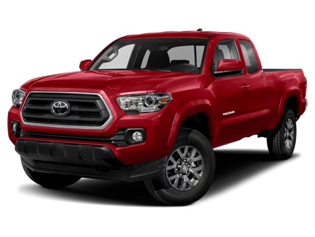 2020 Toyota Tacoma TRD Sport V6 Truck Access Cab