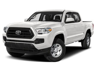 New 2020 Toyota Tacoma SR Truck Double Cab Serving Los Angeles