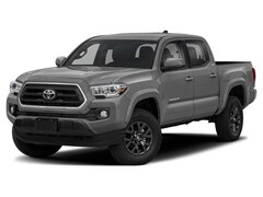 New 2020 Toyota Tacoma SR5 V6 Truck Double Cab For Sale in Bennington, VT