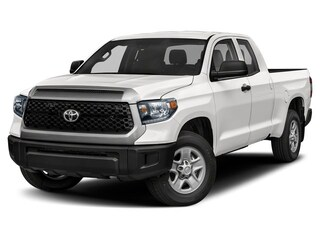 New 2020 Toyota Tundra SR Truck Double Cab in Ontario, CA