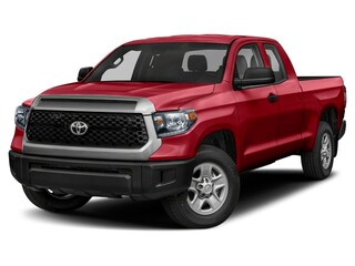 New 2020 Toyota Tundra SR 5.7L V8 Truck Double Cab Serving Los Angeles