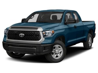 New 2020 Toyota Tundra SR5 5.7L V8 Truck Double Cab T6056 in Plover, WI