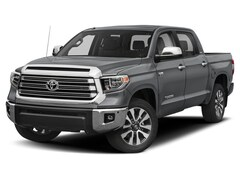 New 2020 Toyota Tundra Limited Truck CrewMax Ontario CA