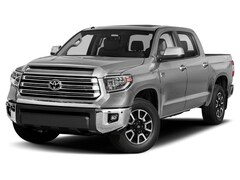 New 2020 Toyota Tundra 1794 5.7L V8 Truck CrewMax in San Antonio, TX