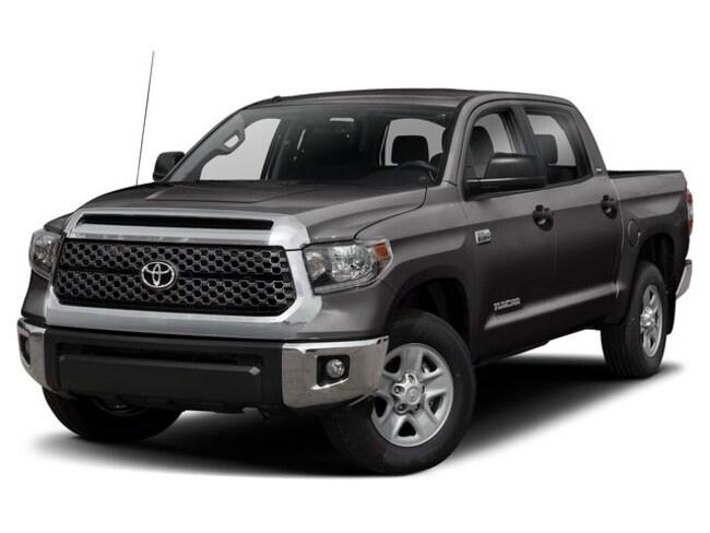 2020 Toyota Tundra SR5 5.7L V8 Truck CrewMax 5TFDY5F19LX877735