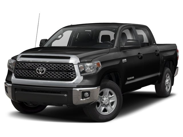 Featured New 2020 Toyota Tundra SR5 5.7L V8 Truck CrewMax for sale in Corona, CA