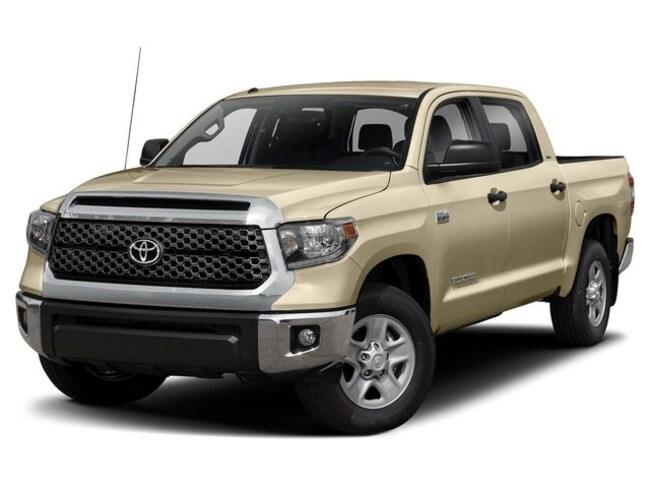 New 2020 Toyota Tundra SR5 5.7L V8 Truck CrewMax in Dublin, CA