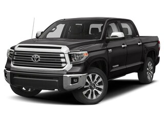 New 2020 Toyota Tundra Limited Truck CrewMax