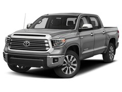 New 2020 Toyota Tundra Platinum 5.7L V8 Truck CrewMax near Dallas, TX