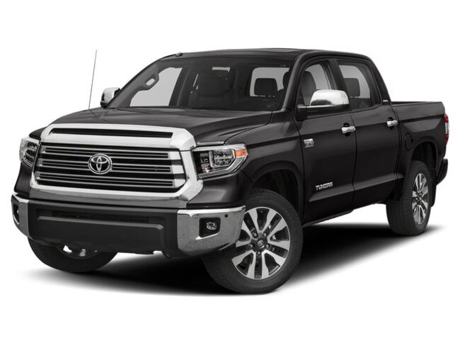 New 2020 Toyota Tundra Platinum 5.7L V8 Truck CrewMax in Ruston, LA