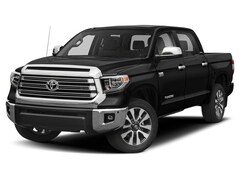 New 2020 Toyota Tundra Platinum 5.7L V8 Truck CrewMax for sale in Temple TX