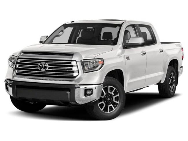 New 2020 Toyota Tundra 1794 5.7L V8 Truck CrewMax in Bossier City, LA