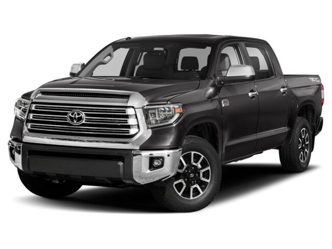 New 2020 Toyota Tundra 1794 5.7L V8 Truck CrewMax for sale in Boulder, CO