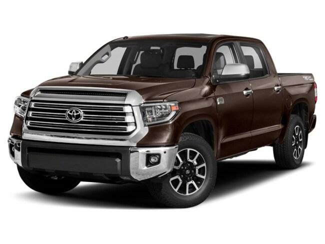 New 2020 Toyota Tundra 1794 5.7L V8 Truck CrewMax for sale in Albuquerque, NM