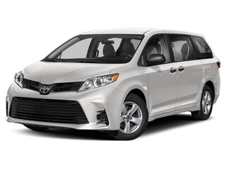 New 2020 Toyota Sienna L 7 Passenger in San Francisco