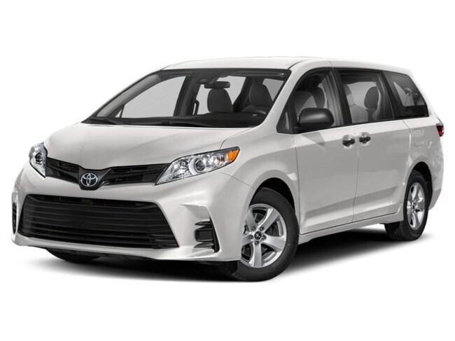 New 2020 Toyota Sienna L 7 Passenger Van Passenger Van in Ruston, LA