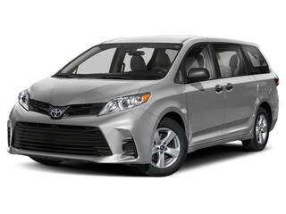 New 2020 Toyota Sienna LE 8 Passenger Van T29541 for sale in Dublin, CA