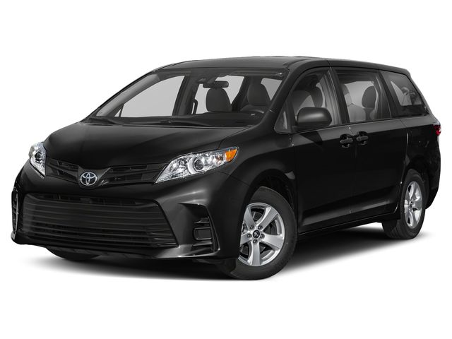 New 2020 Toyota Sienna 5TDKZ3DC0LS037376 Serving Los Angeles