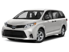 New 2020 Toyota Sienna SE 8 Passenger Van for sale in Temple TX